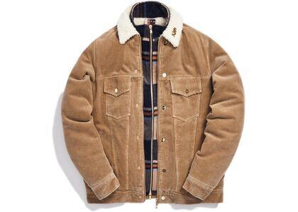 Kith Corduroy Laight Jacket Tanの写真