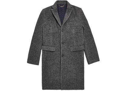 Kith Royce Wool Overcoat Blackの写真