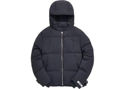 Kith Solid Puffer Jacket Soft Blackの写真