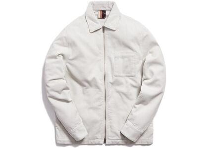 Kith Corduroy Ginza Shirt Whiteの写真