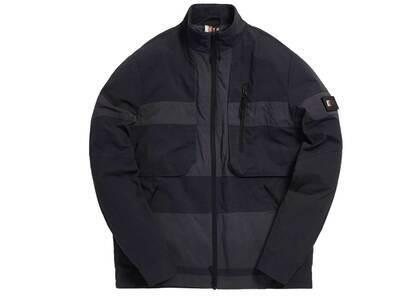 Kith Color Blocked Tech Shirt Soft Black/Multiの写真