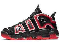 Nike Air More Uptempo Laser Crimsonの写真