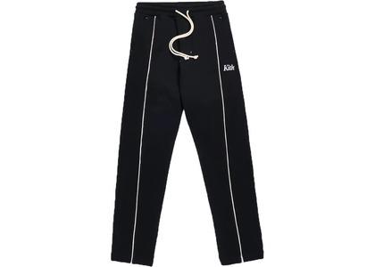 Kith Williams Contrast Sweatpants Blackの写真