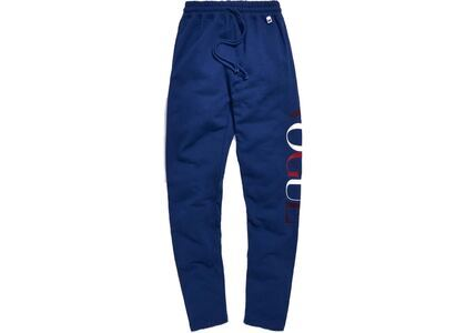 Kith x Russell Athletic x Vogue Williams Los Angeles Sweatpant Blue Depthsの写真