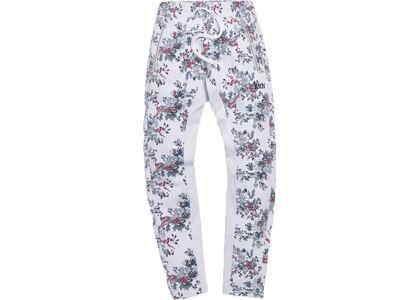 Kith Floral Bleecker Sweatpants Light Heather Greyの写真