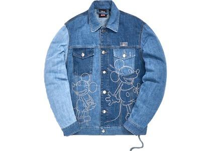 Kith x Disney Laight Denim Jacket Indigoの写真