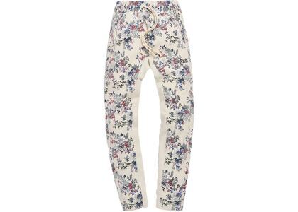 Kith Floral Bleecker Sweatpants Ivory/Multiの写真
