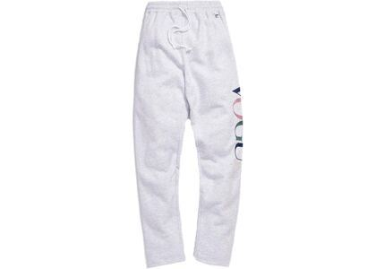 Kith x Russell Athletic x Vogue Williams Miami Sweatpant Light Heather Greyの写真