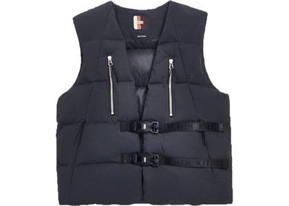 Kith Padded Utility Vest Soft Blackの写真