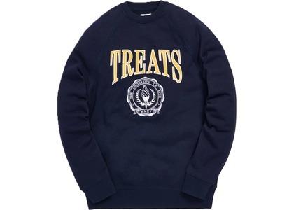 Kith Treats Collegiate Crewneck Navyの写真