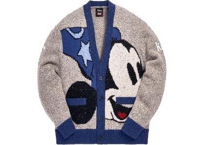 Kith x Disney 40s Knit Cardigan Navyの写真