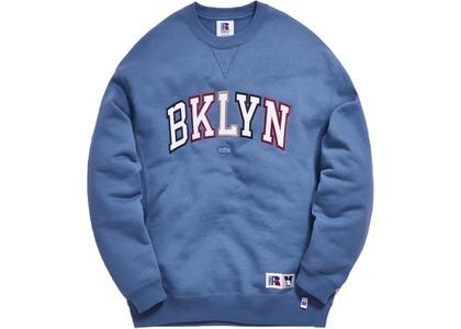 Kith x Russell Athletic x Vogue Brooklyn Crewneck Coronet Blueの写真