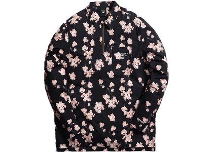Kith x Nobu Quarter-Zip Button-Up Blackの写真