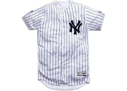 Kith x CC Sabathia x MLB Home Jersey White/Navyの写真
