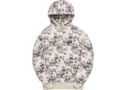 Kith Floral Williams III Hoodie Ivory/Multiの写真