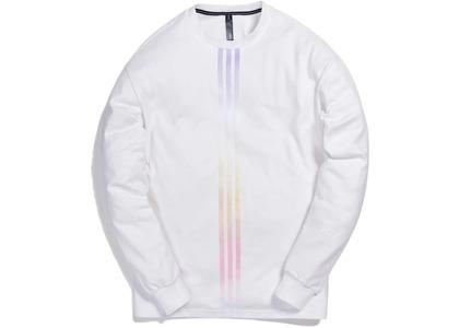 Kith x adidas Terrex L/S Tee Whiteの写真