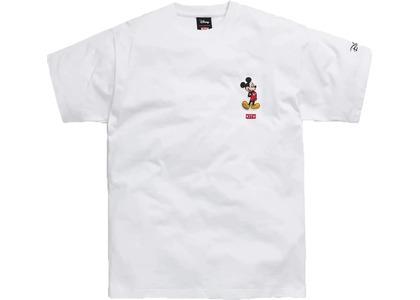 Kith x Disney 90s Classic Logo Mickey Tee Whiteの写真