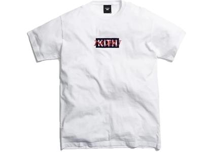 Kith x Nobu Classic Logo Tee Whiteの写真