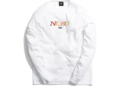 Kith x Nobu Multi Logo L/S Tee Whiteの写真