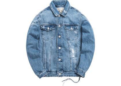 Kith Laight Denim Jacket Hosu 2.0 Washの写真