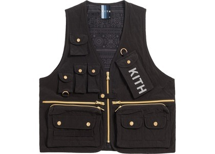 Kith Tactical Vest Espressoの写真