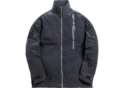 Kith Solid Militia Ripstop Jacket Ebonyの写真