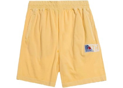 Kith x Russell Athletic Vintage Shorts Golden Hazeの写真