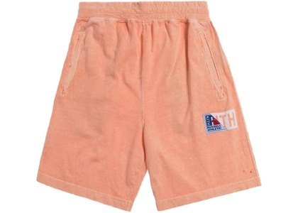 Kith x Russell Athletic Vintage Shorts Peachの写真