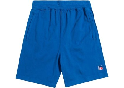 Kith x Russell Athletic Classic Shorts Turkish Seaの写真