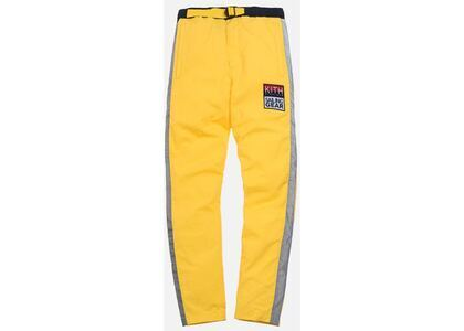 Kith x Tommy Hilfiger Tech Pant Yellowの写真