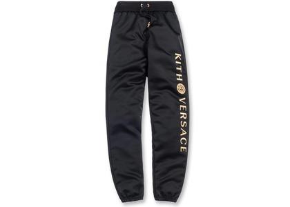 Kith x Versace Women's Nylon Pant Blackの写真