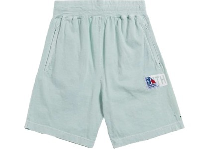 Kith x Russell Athletic Vintage Shorts Mist Greenの写真