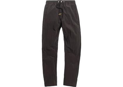 Kith Military Crinkle Nylon Track Pants Espressoの写真
