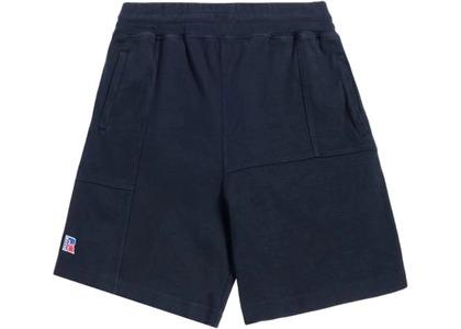 Kith x Russell Athletic Reverse Shorts Dark Navyの写真