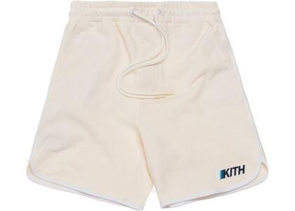 Kith Knit Jordan Sweatshort Ivoryの写真