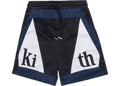 Kith Turbo Mesh Short Black/Snark/Whiteの写真
