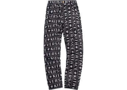 Kith x Versace Monogram Track Pant Blackの写真