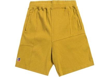 Kith x Russell Athletic Reverse Shorts Honeyの写真
