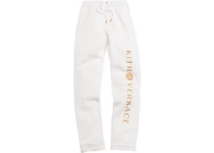 Kith x Versace Sweatpants Off-Whiteの写真