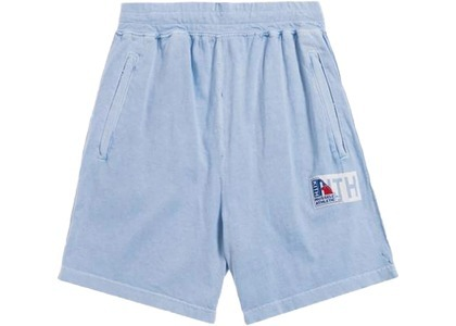Kith x Russell Athletic Vintage Shorts Chambray Blueの写真