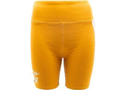 Kith Women x Coca-Cola Biker Shorts Yellowの写真