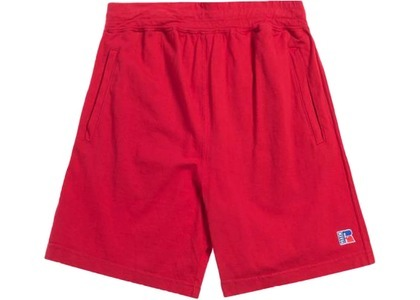 Kith x Russell Athletic Classic Shorts Ribbon Redの写真