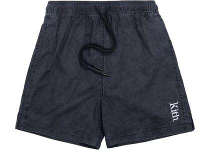Kith Convertible Swim Short Blackの写真