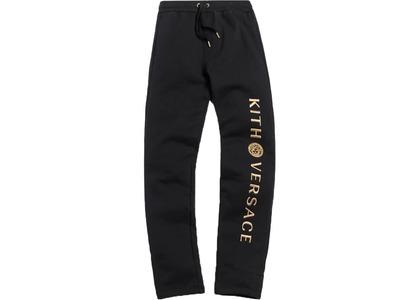 Kith x Versace Sweatpants Blackの写真
