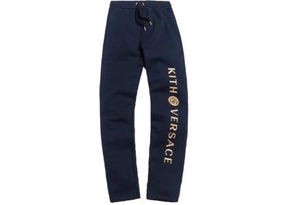 Kith x Versace Sweatpants Navyの写真