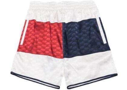 Kith x Tommy Hilfiger Satin Boxing Short Whiteの写真
