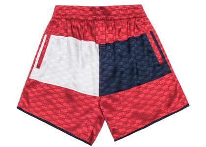 Kith x Tommy Hilfiger Satin Boxing Short Redの写真