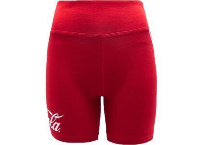 Kith Women x Coca-Cola Biker Shorts Redの写真