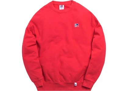 Kith x Russell Athletic Classic Crewneck Ribbon Redの写真