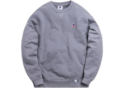 Kith x Russell Athletic Classic Crewneck Quiet Shadeの写真